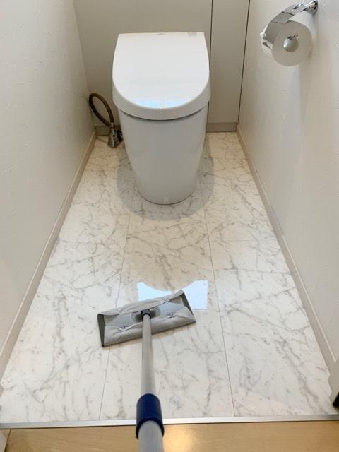 2回トイレ