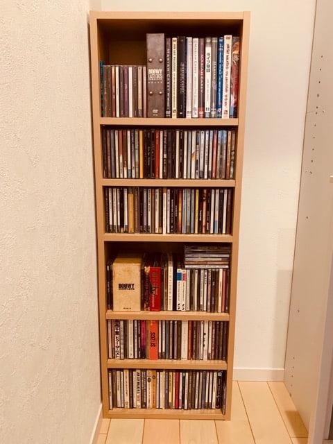 CD、DVD収納