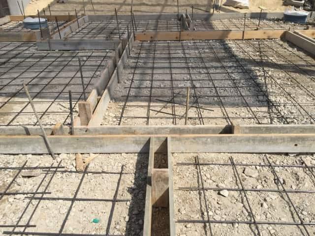 土間コンクリート 型枠